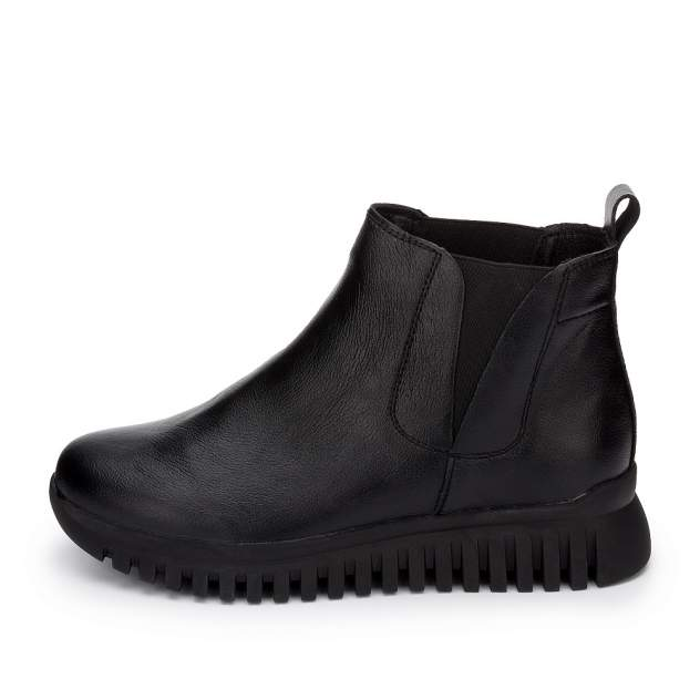 Ботинки женские ZENDEN 40-02WA-032VR, черный