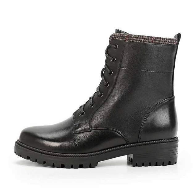 Ботинки женские ZENDEN 99-02WB-023KR, черный
