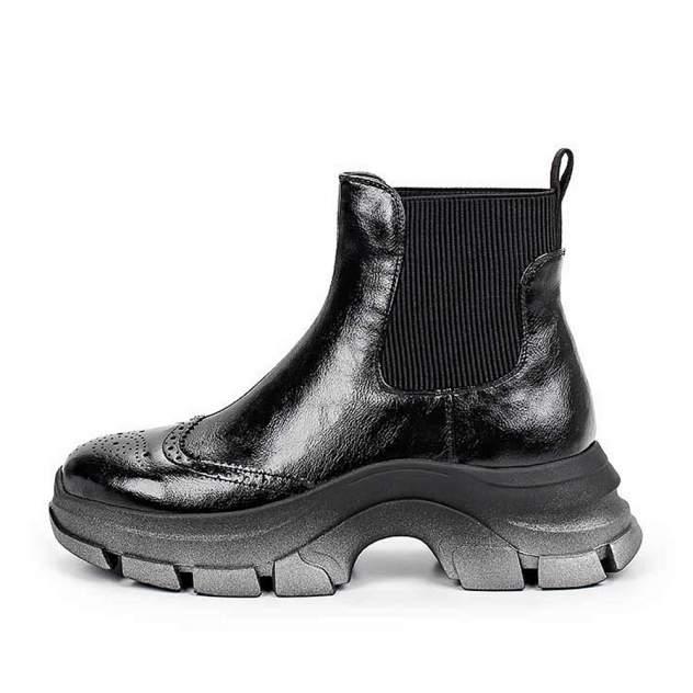 Ботинки женские PULSE 25-02WB-030SR, черный
