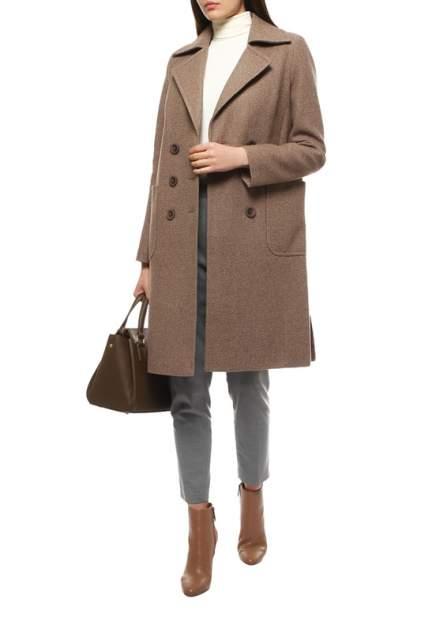 Пальто женское SEZALTO АС-001(7426-3) бежевое 46