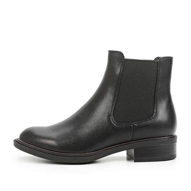 Ботинки женские INSTREET 80-02WB-020SR, черный