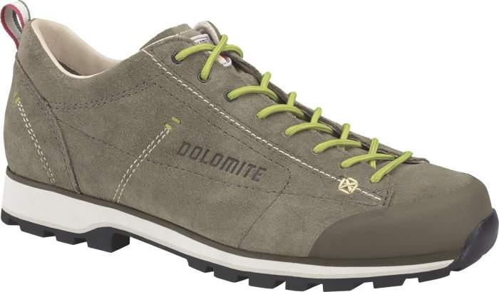Ботинки Dolomite Cinquantaquattro 54 Low, mud/green, 9.5 UK