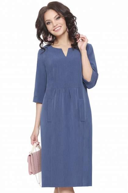 Женское платье Миллена Шарм 2257, синий