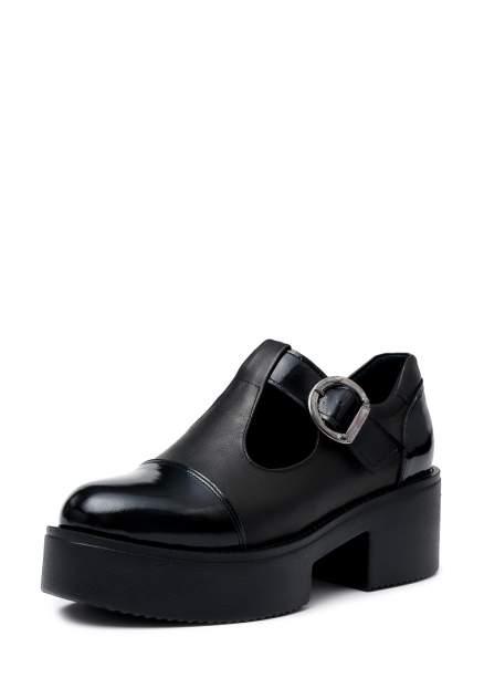 Полуботинки женские Pierre Cardin TR-MN-81-875, черный