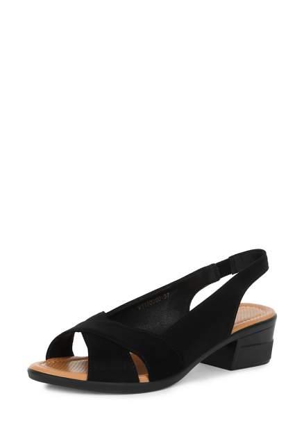 Туфли женские T.Taccardi K0651PT-5, черный