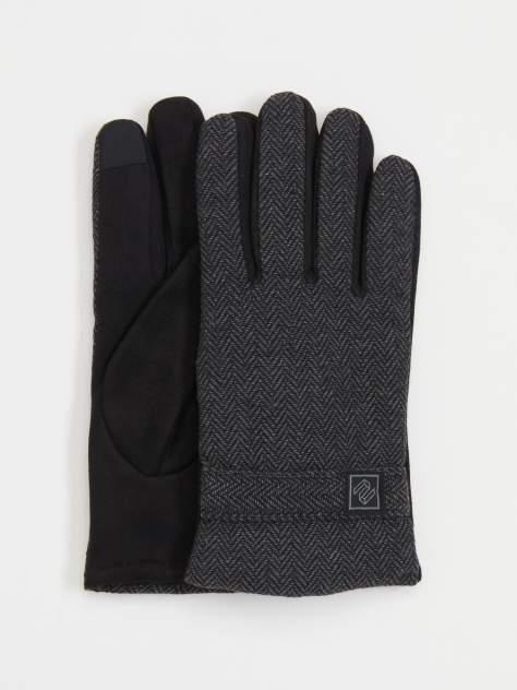 Мужские перчатки Zolla 011339659145, серый