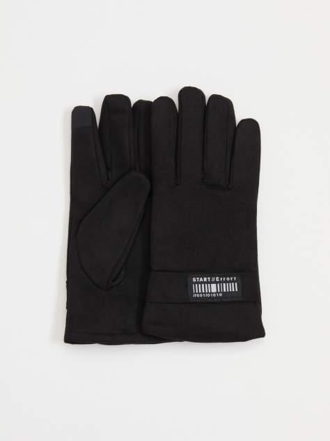 Мужские перчатки Zolla 011339659085, черный