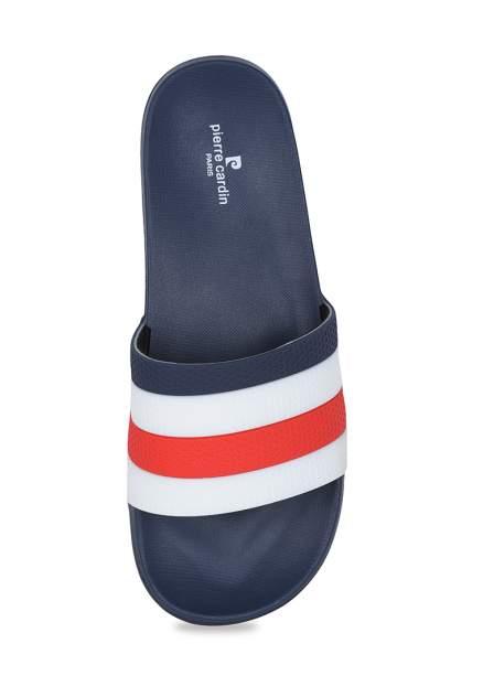 Шлепанцы мужские Pierre Cardin RB2021SS-1015 синие 43 RU