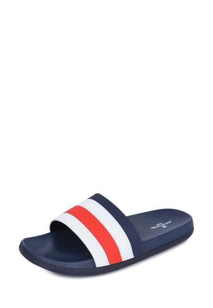Шлепанцы мужские Pierre Cardin RB2021SS-1015, синий