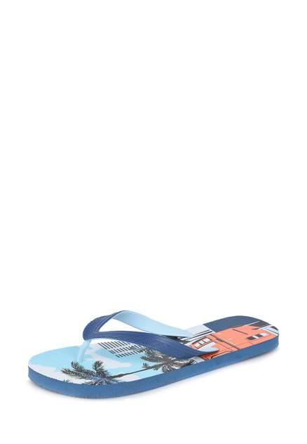 Шлепанцы мужские T.Taccardi QS21SS-005, синий