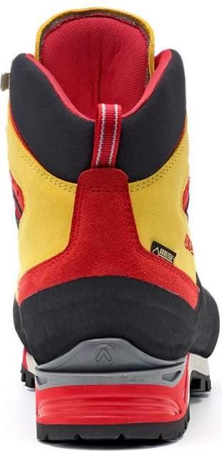 Ботинки Asolo Alpine Piz Gv, mimosa/fire red, 9.5 UK