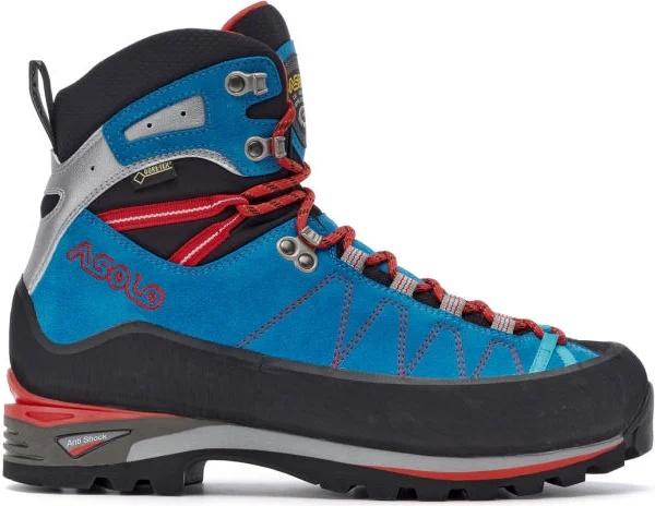 Ботинки Asolo Alpine Elbrus Gv, blue aster/silver, 7 UK