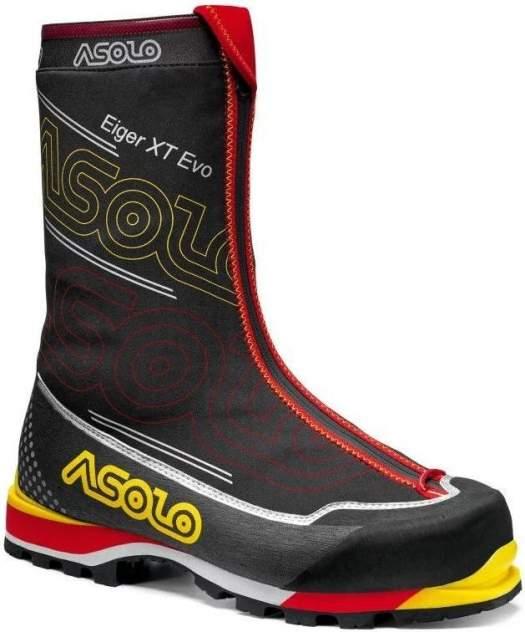 Ботинки Asolo Eiger Xt Evo Gv, black/red, 9 UK