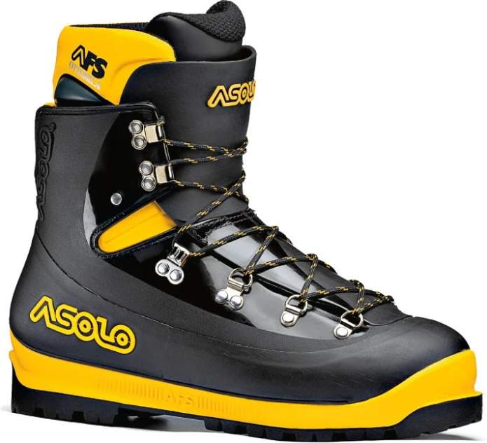 Ботинки Asolo Alpine Afs 8000 Evo, black/yellow, 8 UK
