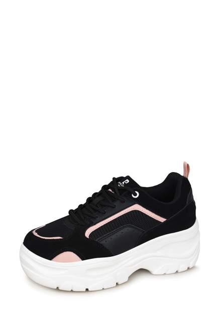 Кроссовки женские Pierre Cardin 710021593, черный