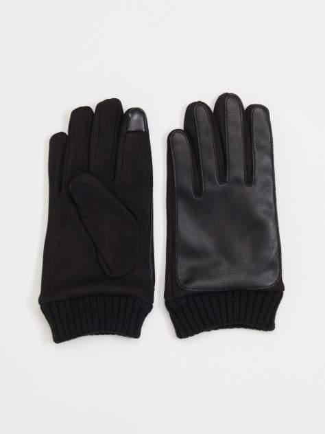 Мужские перчатки Zolla 011339659075, черный