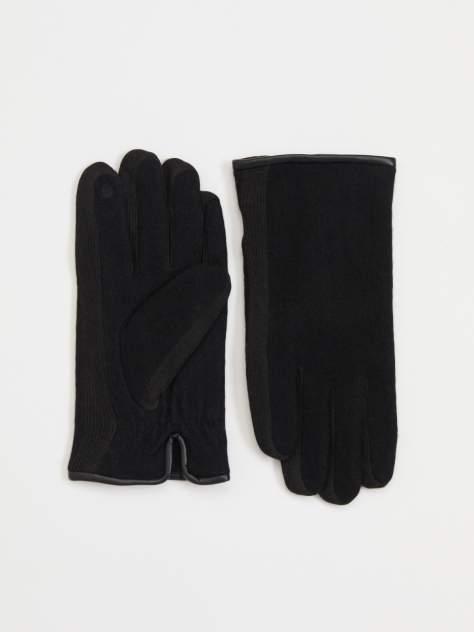 Мужские перчатки Zolla 31133964J095, черный