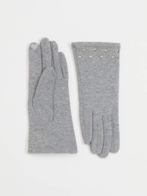 Женские перчатки Zolla 021339659215, серый