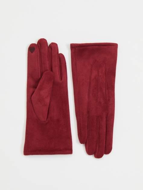 Женские перчатки Zolla 021339659185, бордовый
