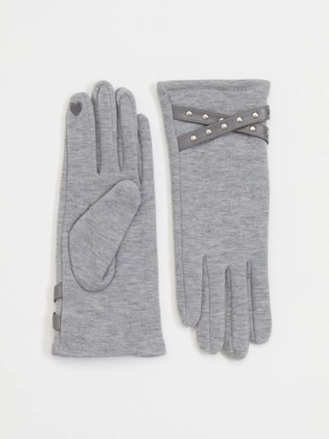 Женские перчатки Zolla 021339659075, серый