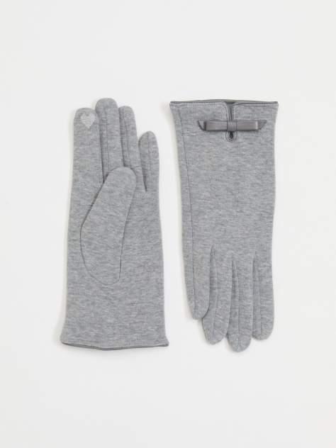 Женские перчатки Zolla 021339659045, серый