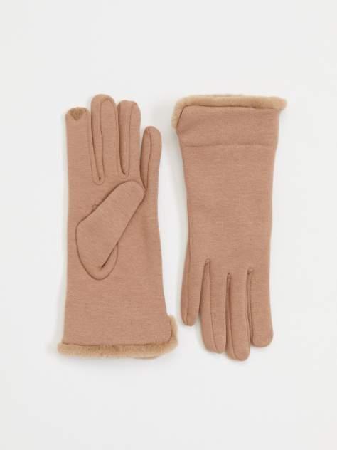 Женские перчатки Zolla 021339659035, бежевый