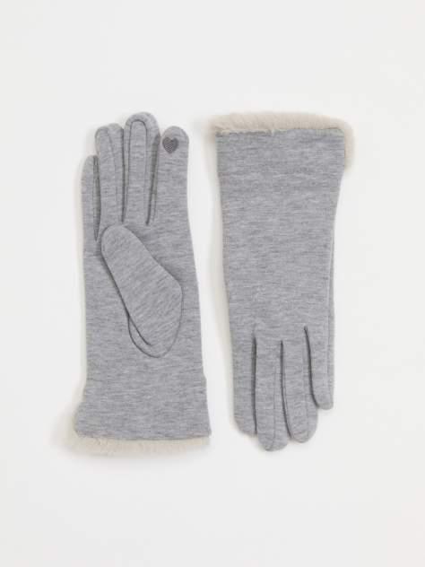 Женские перчатки Zolla 021339659035, серый