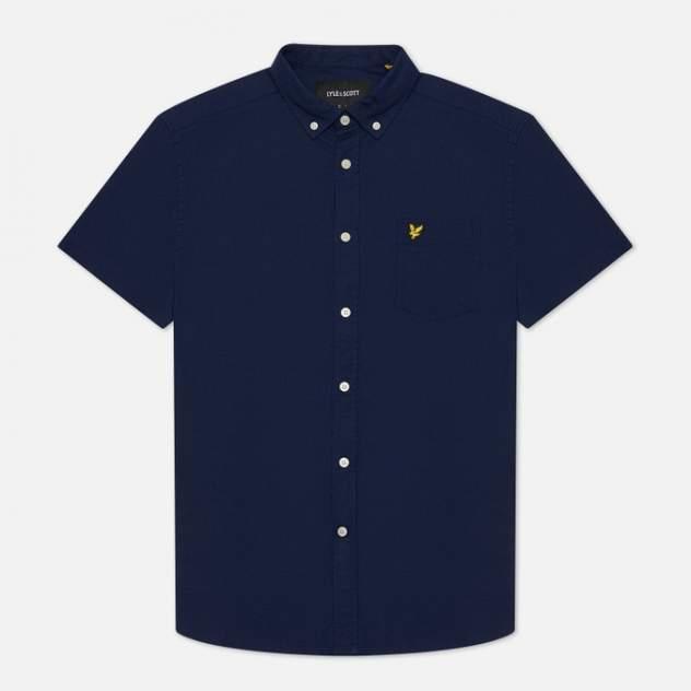 Рубашка мужская Lyle&Scott SW1304V, синий