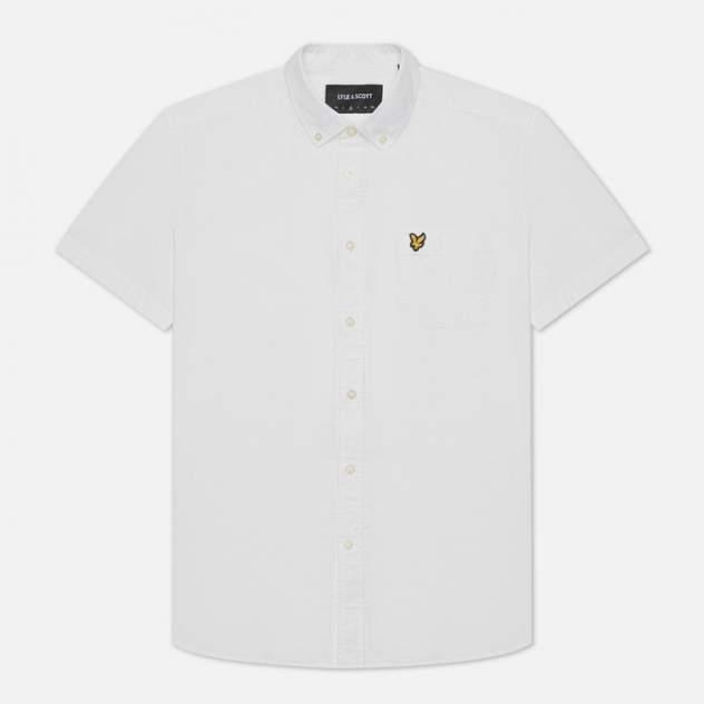 Рубашка мужская Lyle&Scott SW1304V, белый