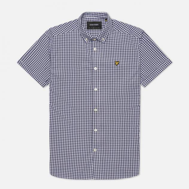 Рубашка мужская Lyle&Scott SW1201V, синий