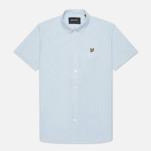 Рубашка мужская Lyle&Scott SW1201V, голубой