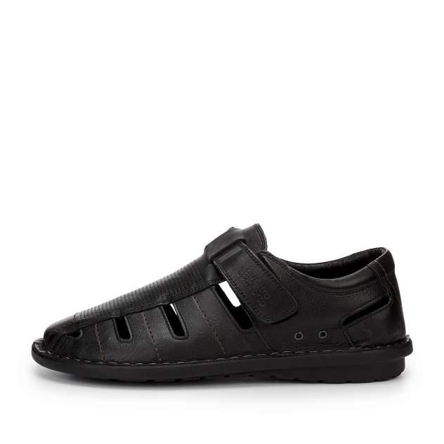 Мужские сандалии quattrocomforto 701527170, черный
