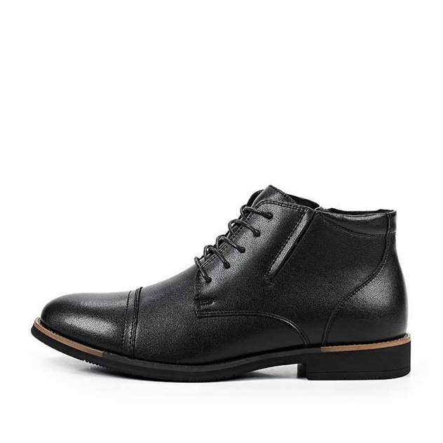 Мужские ботинки ZENDEN 98-02MV-084VR, черный