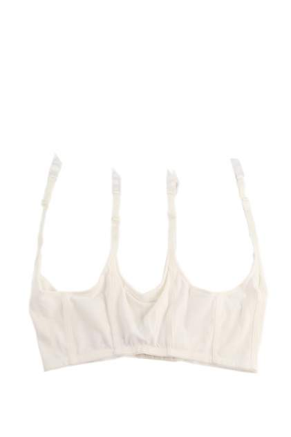Женский пояс для чулок Cotton Club EUGENIA 356 03, белый