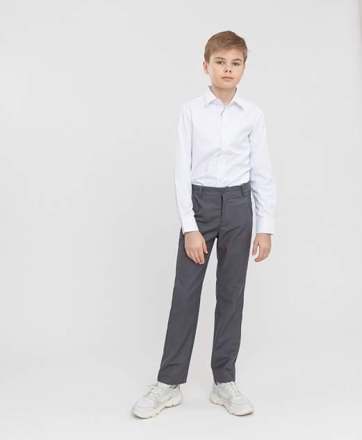 Брюки детские Button Blue, цв. серый