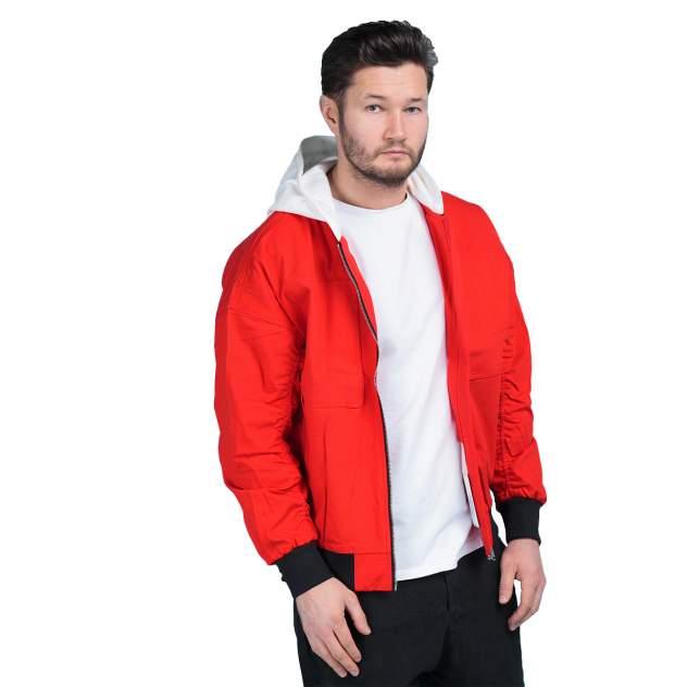 Куртка мужская MOAV MV-JCT1-16 красная XL