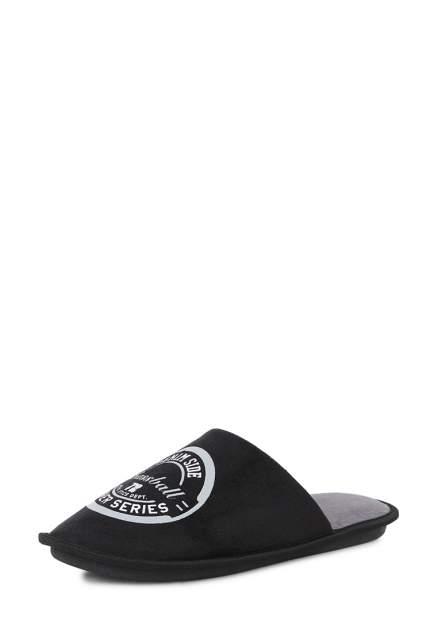 Мужские домашние тапочки T.Taccardi CJI21SS-20, черный