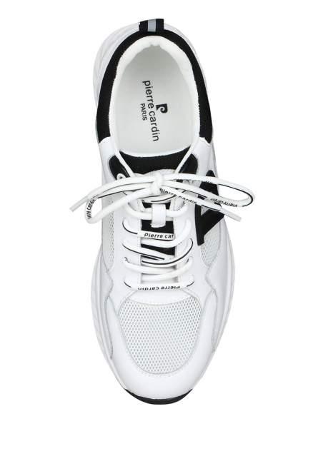 Кроссовки женские Pierre Cardin JX21S-2412-1 белые 39 RU