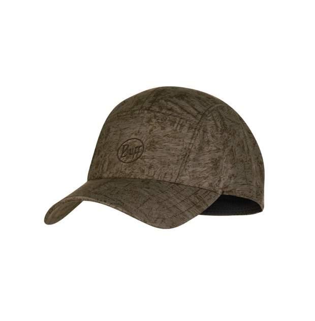 Бейсболка Buff Air Trek Cap, 54-62 см, zinc brindle
