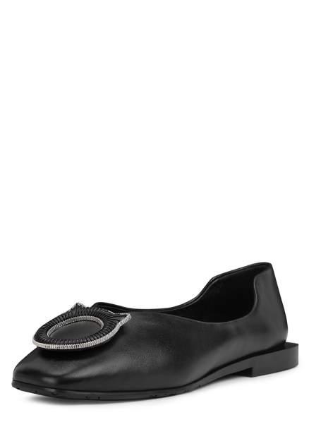 Балетки женские Pierre Cardin JX21S-552-1, черный