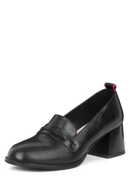 Туфли женские T.Taccardi YN21SS-1, черный