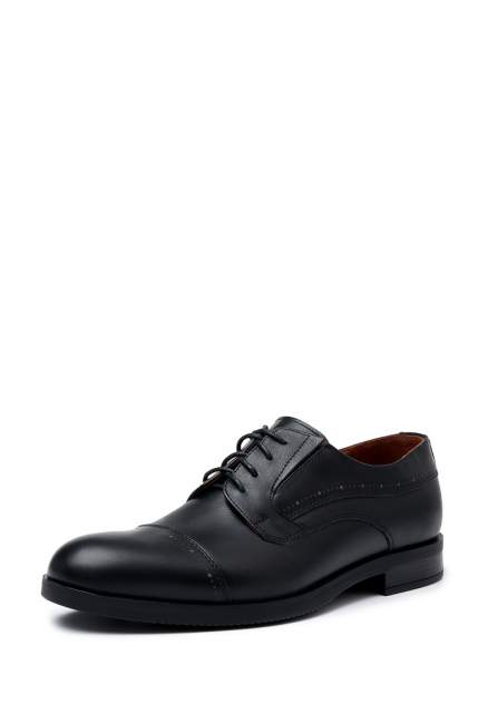 Туфли мужские Alessio Nesca 1-276-100-1, черный