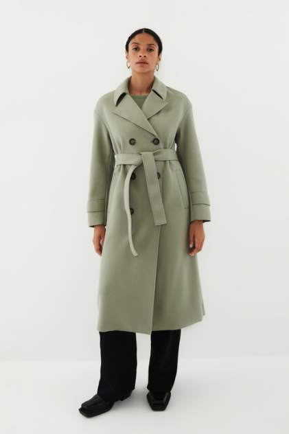 Женское пальто ZARINA 1328402102, зеленый