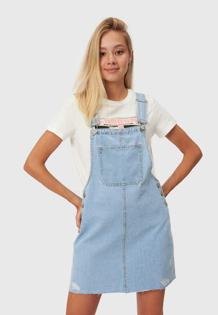 Женское платье Modis M211D00144T003F06, голубой