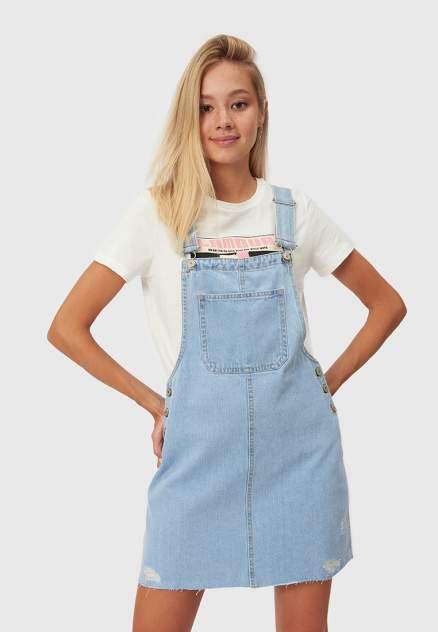 Женское платье Modis M211D00144T003F04, голубой