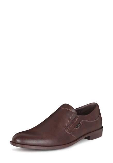 Туфли мужские T.Taccardi M01-004-3A-11A, коричневый