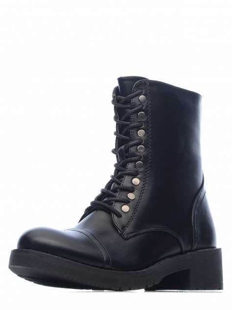 Ботинки женские INSTREET 203-82WN-063SR, черный