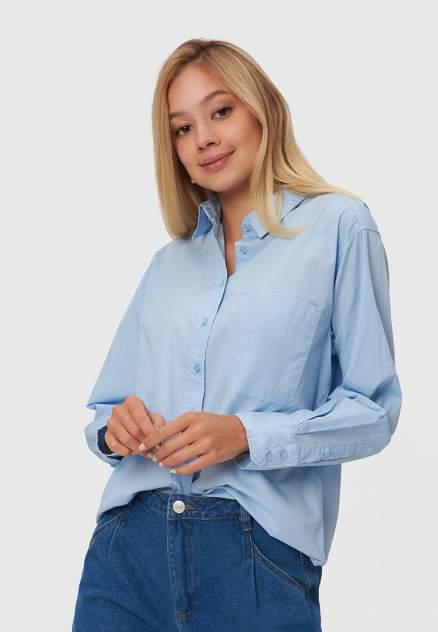 Женская рубашка Modis M212W00294S517F80, голубой