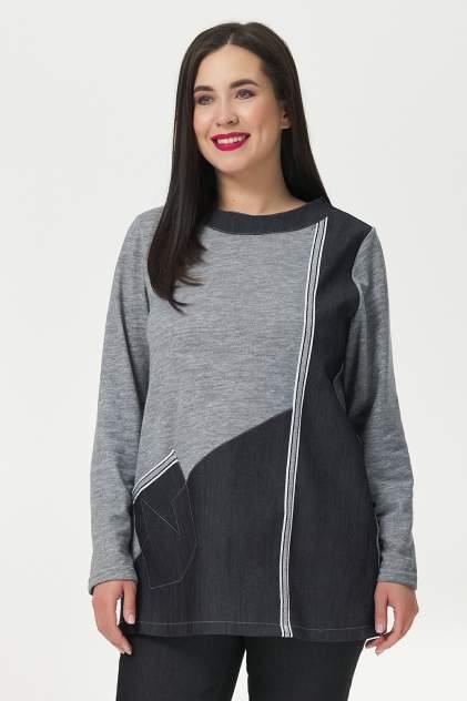 Женская туника OLSI 2106007, серый
