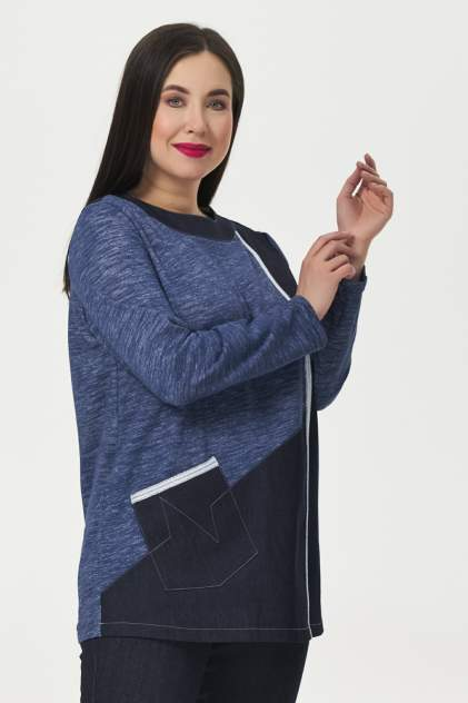 Женская туника OLSI 2106007, синий